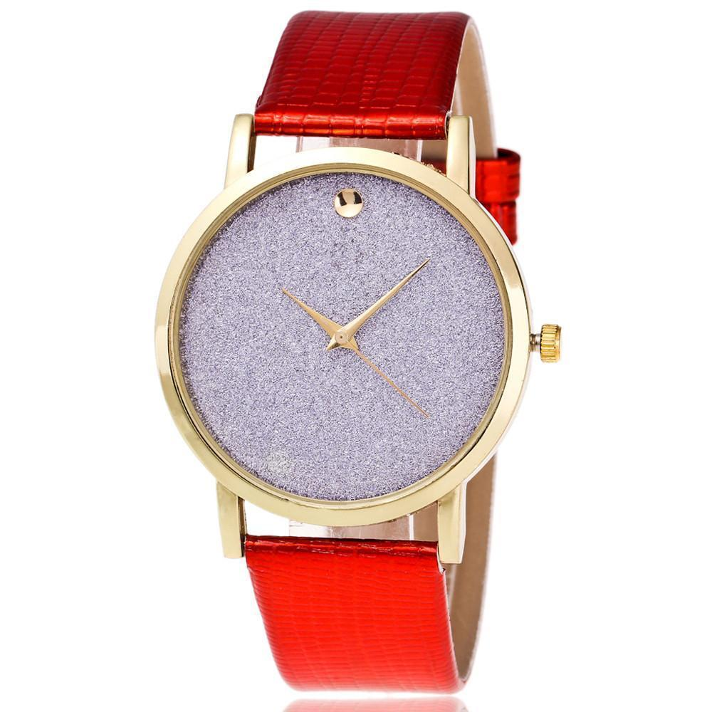 Tred Fashions watches TredFashions Style Woman Watch Leather Band  Quartz Vogue