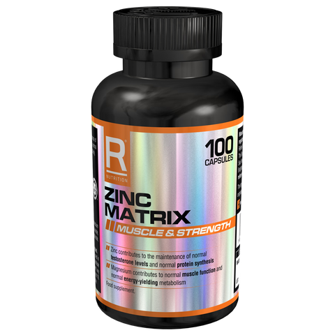 Reflex Zinc Matrix 100 Caps