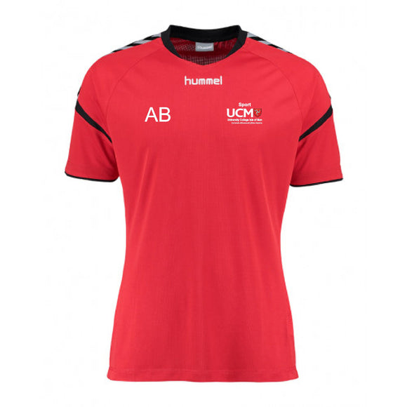 HUMMEL JERSEY AUTHENTIC CHARGE MENS University College Isle Of Man