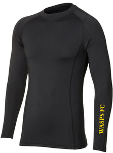 WASPS FC BASE LAYER TOP THE