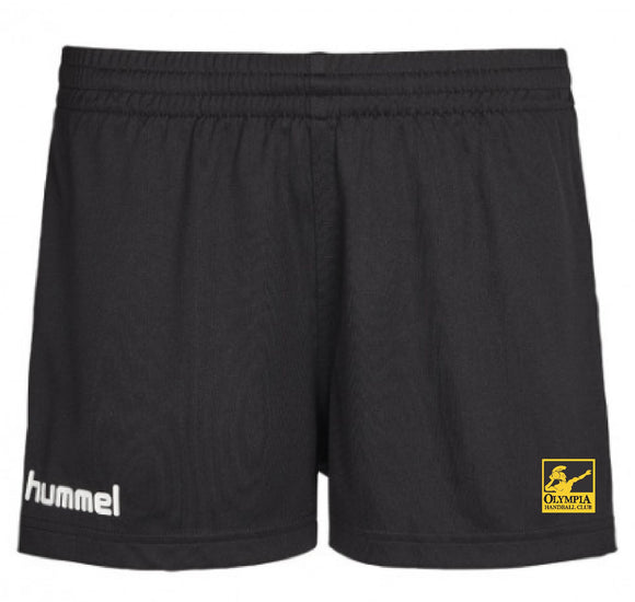 Hummel Olympia Handball Club Poly Short Womens