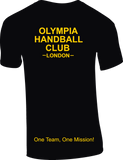 Olympia Handball Club T-Shirt Mens/Boys