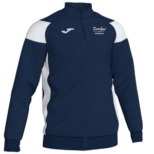 Joma Crew 3 1/4 Zip Sweatshirt Mens/Boys David Lloyd Northwood