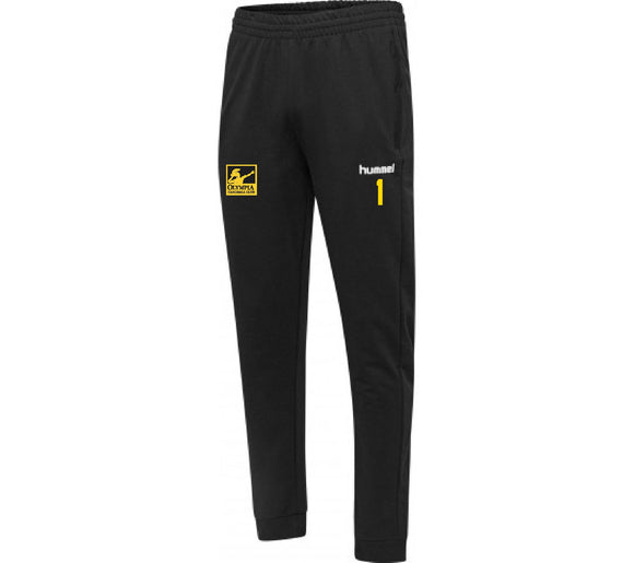 Hummel Olympia Handball Club Go Cotton Pant Womens