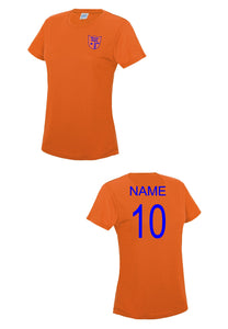 Ladies/Girls Shirt Vultrix Korfball