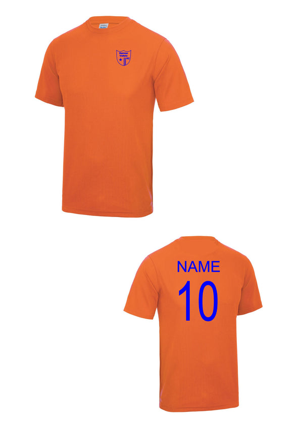Mens/Boys Shirt Vultrix Korfball