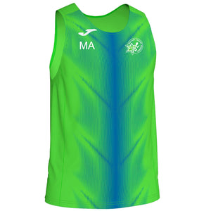 JOMA OLIMPIA SLEEVELESS MACCABI LONDON HARRIERS