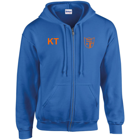 Mens/Boys Zip Hood Vultrix Korfball
