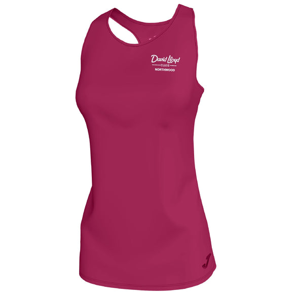 Joma Aurora Vest Ladies David Lloyd Northwood