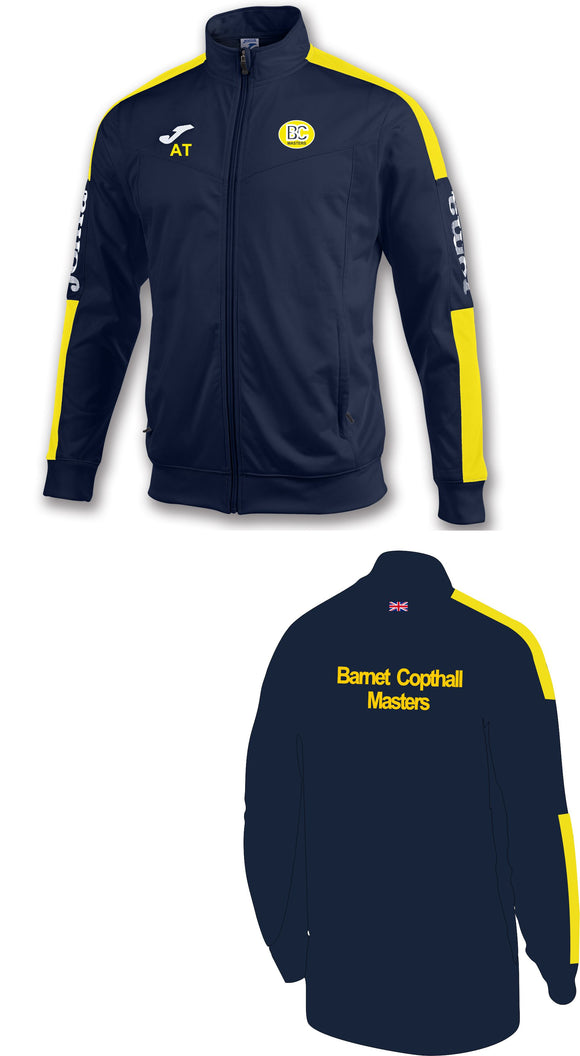 Mens Champion Jacket Barnet Copthall