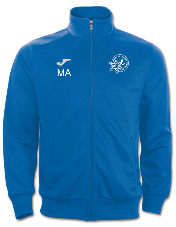 JOMA COMBI FULL ZIP JACKET MACCABI LONDON HARRIERS
