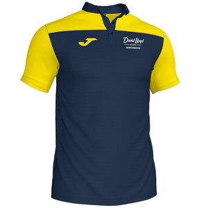 Joma Crew 3 Polo Mens/Boys David Lloyd Northwood