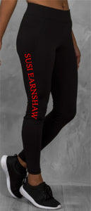Legging with Text Susi Earnshaw