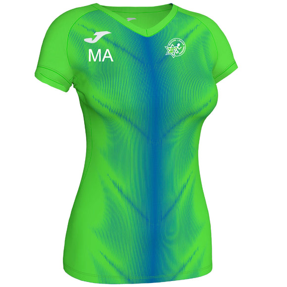 JOMA OLIMPIA LADIES T-SHIRT MACCABI LONDON HARRIERS