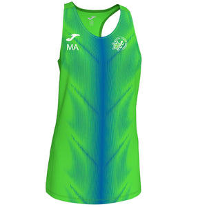 JOMA OLIMPIA LADIES SLEEVELESS MACCABI LONDON HARRIERS