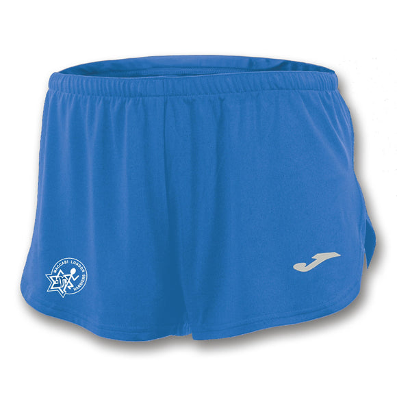 JOMA RECORD SHORT MACCABI LONDON HARRIERS