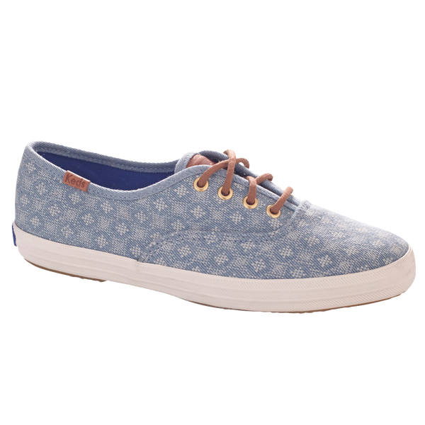 KEDS Champion Diamond Dot Sneakers