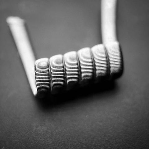 Framed Staple Coils