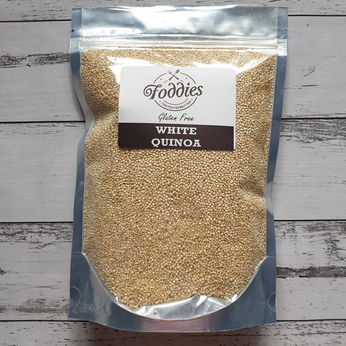 White Quinoa - Foddies Low FODMAP