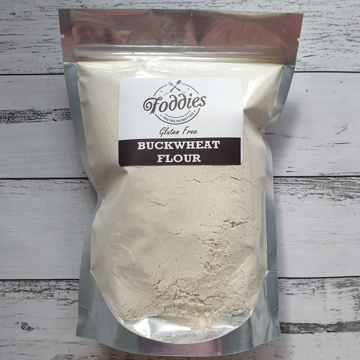 Buckwheat Flour - Foddies Low FODMAP