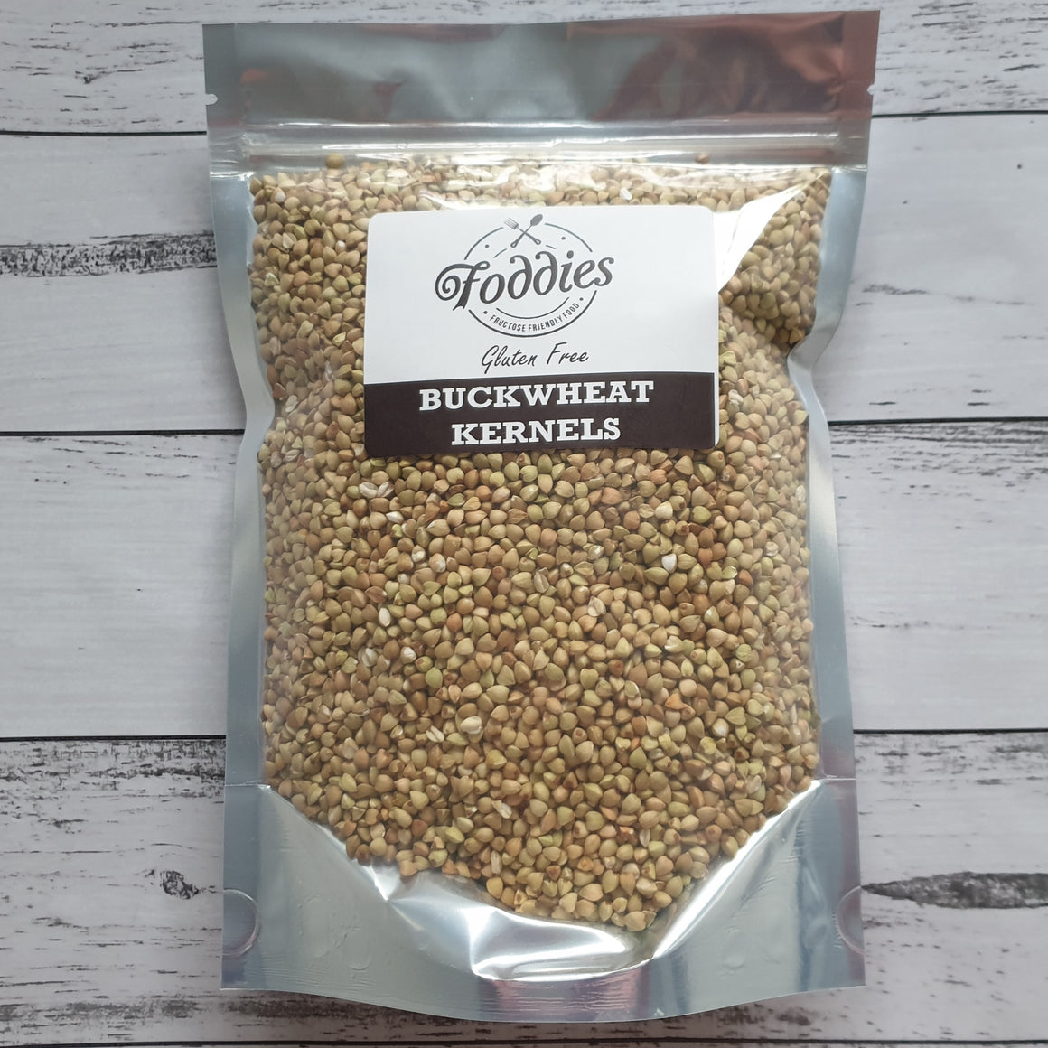 Buckwheat Kernels - Foddies Low FODMAP