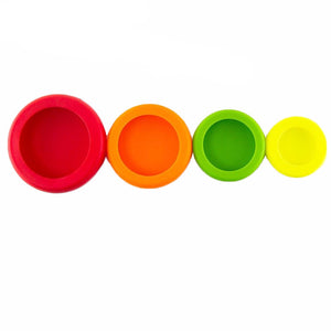 Re-Usable Silicone Food Huggers