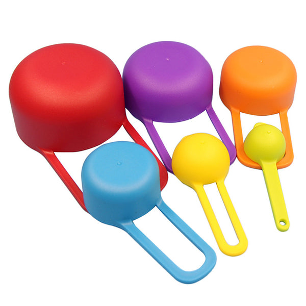 Fun-Filled Measuring Cup & Spoon Set