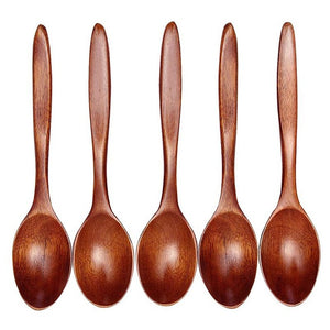 Fried Kitchen™ Vintage Wooden Spoon