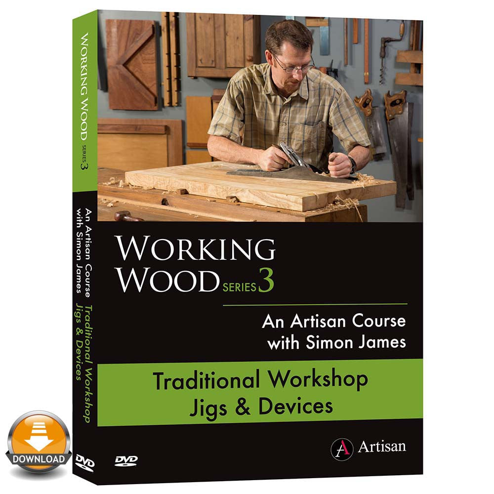 Traditional Workshop Jigs and Devices - Simon James (Download)
