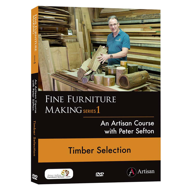 Timber Selection - Peter Sefton (DVD)