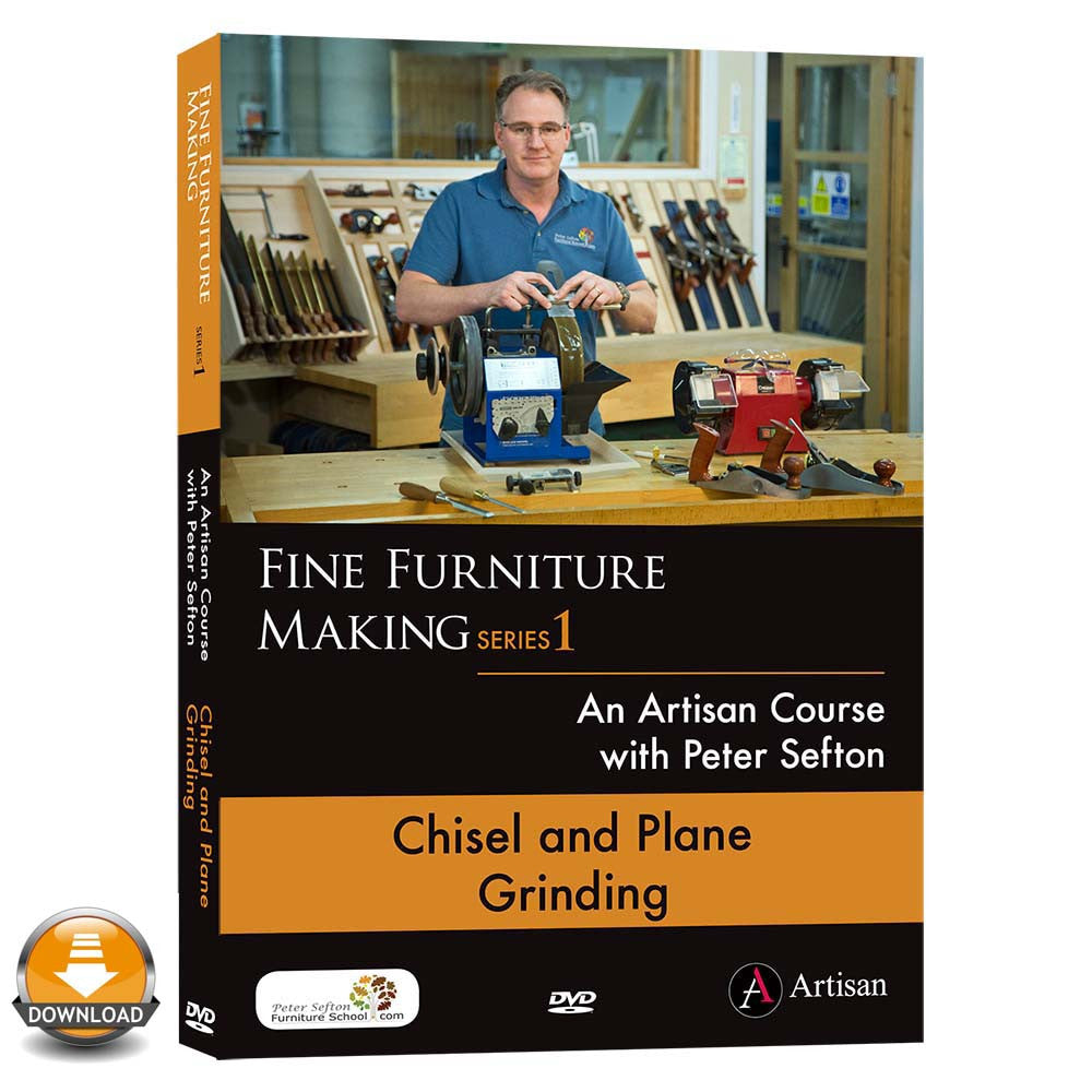 Chisel and Plane Grinding - Peter Sefton (Download)