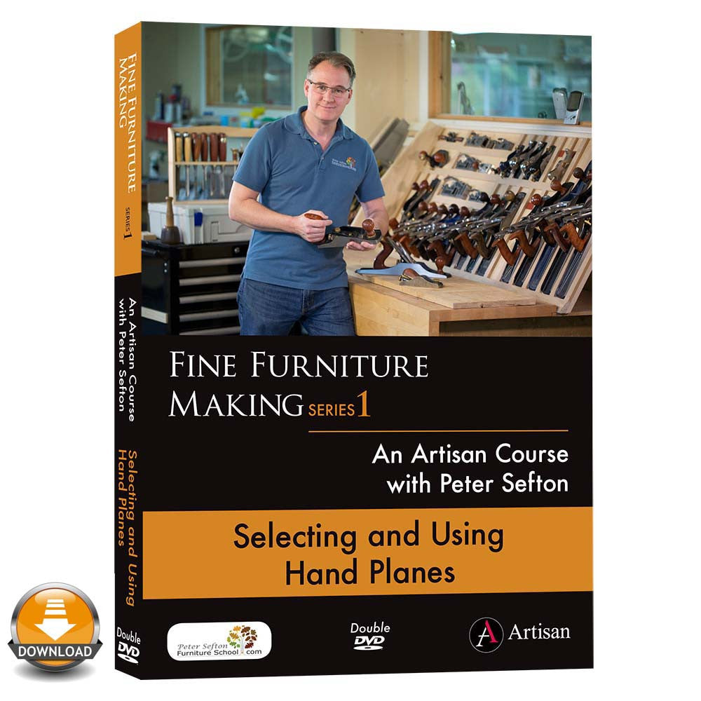 Selecting and Using Hand Planes - Peter Sefton (Download)