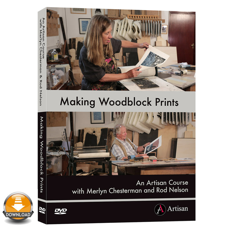 Making Woodblock Prints - a complete guide. (Download)