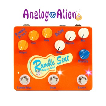 Analog Alien / Rumble Seat (マルチエフェクター)