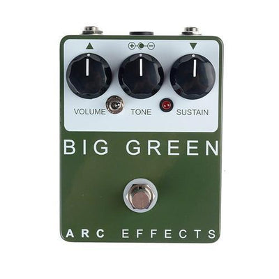 Big Green  ARC Effects - PEDALDIG (エフェクターレンタル)