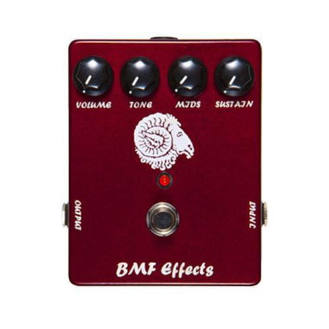 Aries Fuzz  BMF Effects - PEDALDIG (エフェクターレンタル)