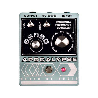 Apocalypse  Death By Audio - PEDALDIG (エフェクターレンタル)