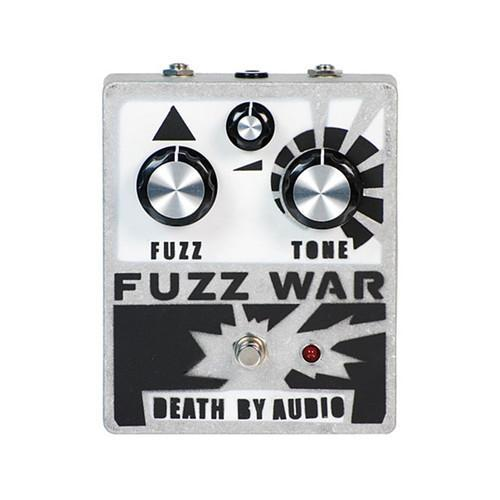 Fuzz War  Death By Audio - PEDALDIG (エフェクターレンタル)
