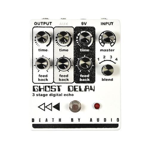Ghost Delay  Death By Audio - PEDALDIG (エフェクターレンタル)