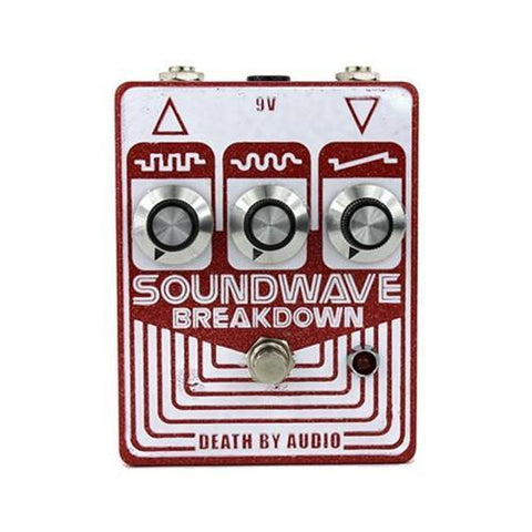 Soundwave Breakdown- PEDALDIG (エフェクターレンタル)