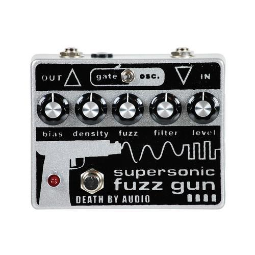 Supersonic Fuzz Gun  Death By Audio - PEDALDIG (エフェクターレンタル)