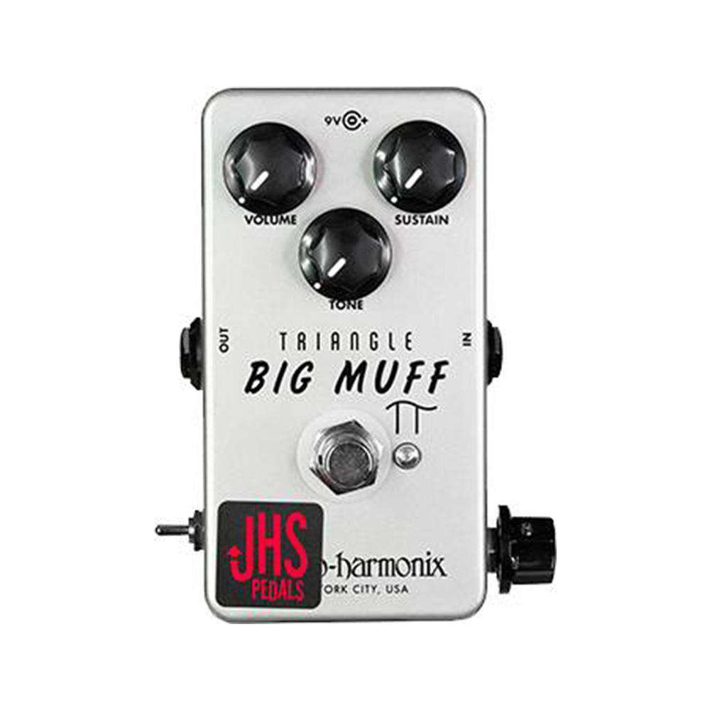EHX Triangle Big Muff Pi Illuminati Mod