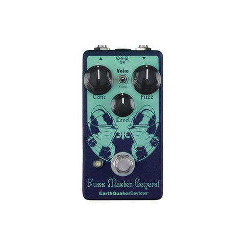 Fuzz Master General  EarthQuaker Devices - PEDALDIG (エフェクターレンタル)