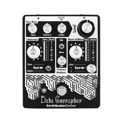 Data Corrupter  Earthquaker Devices - PEDALDIG (エフェクターレンタル)