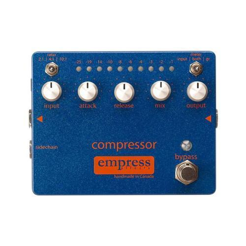 Compressor  Empress Effects - PEDALDIG (エフェクターレンタル)