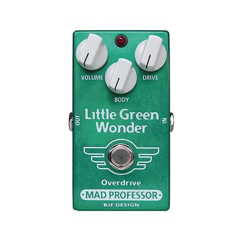 Little Green Wonder  Mad Professor - PEDALDIG (エフェクターレンタル)