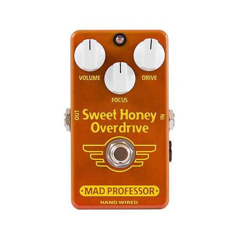 Sweet Honey Overdrive- PEDALDIG (エフェクターレンタル)