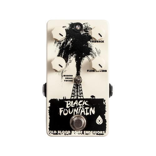 Black Fountain Delay  Old Blood Noise Endeavors - PEDALDIG (エフェクターレンタル)