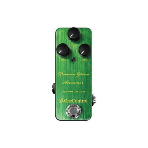 Persian Green Screamer  One Control - PEDALDIG (エフェクターレンタル)