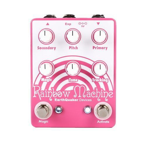 Rainbow Machine  EarthQuaker Devices - PEDALDIG (エフェクターレンタル)